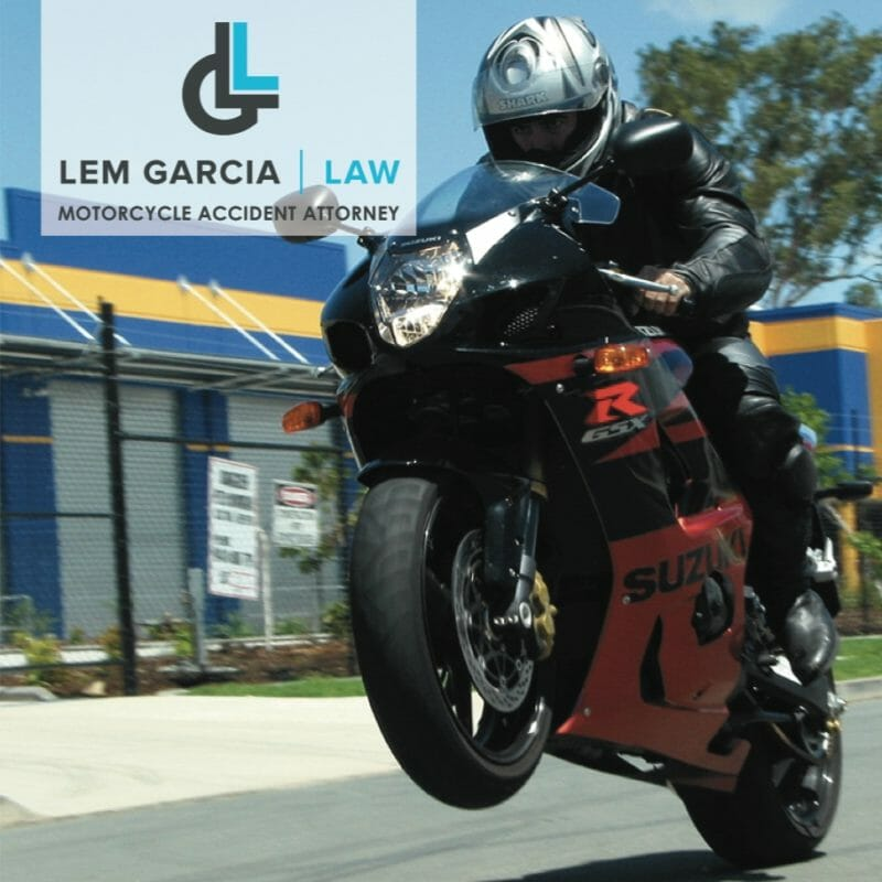 West Covina motorcycle accident lawyer, Lem Garcia, provides information on what to do after an accident.